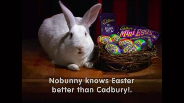Cadbury Bunnies