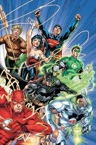 Justice League 0001
