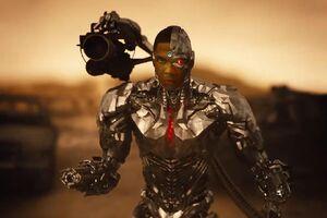 Knightmare-Cyborg