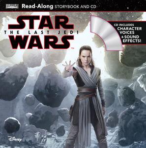 The Last Jedi Read-Along