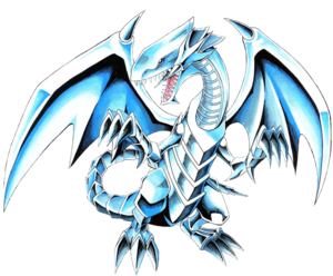 Blue-Eyes White Dragon Alternate 3