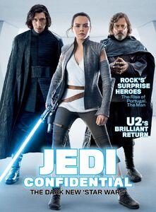 Jedi Confidential The Last Jedi Cover