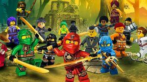Ninjago - Elemental Masters