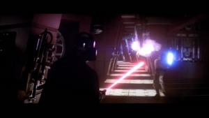 Vader snoops