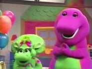 Barney and Baby Bop