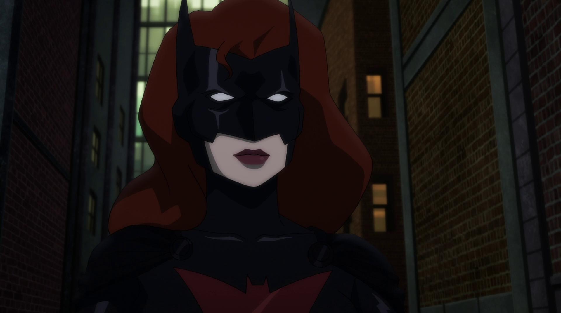 Batwoman (DC Animated Film Universe)