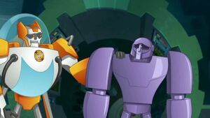 Blurr and Blades