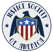 Logo Justice Society Template