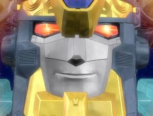 Primus smiling