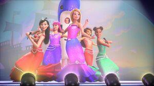 Barbie Girls singing