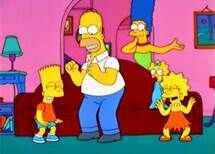 Bart and Family