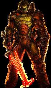 Doomguy Eternal
