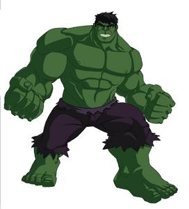 Hulk in Avengers Assemble