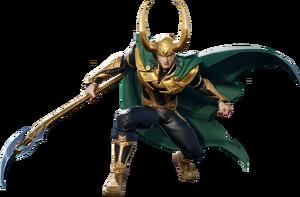Loki Marvel Super War