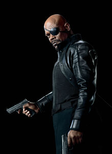 Nick Fury Avenger