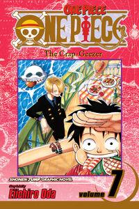 One Piece v7 Cover