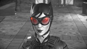 Selina Kyle-Catwoman (Shadows Edition)