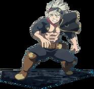 Asta Post Timeskip Anime