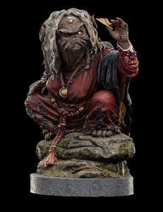 Aughra Statue