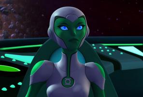 Aya (Green Lantern)