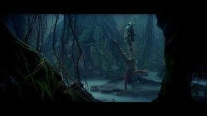 Empire Strikes Back Yoda Training Luke part 2 (HD)