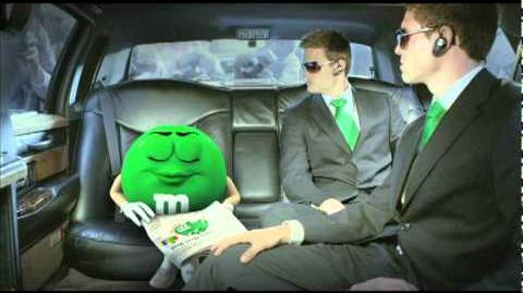Green - English