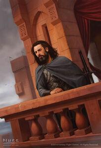 Eddard King's Landing