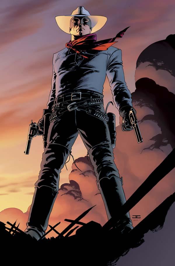 The Lone Ranger (Dynamite)