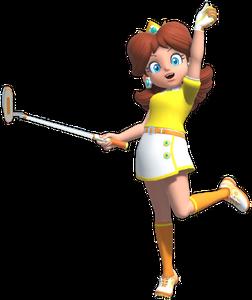MGSR Character Personalities - Daisy