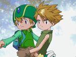 Takeru and Yamato (Ep. 51)
