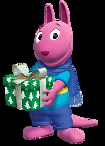 The Backyardigans Austin Gift Nickelodeon Nick Jr. Character Image