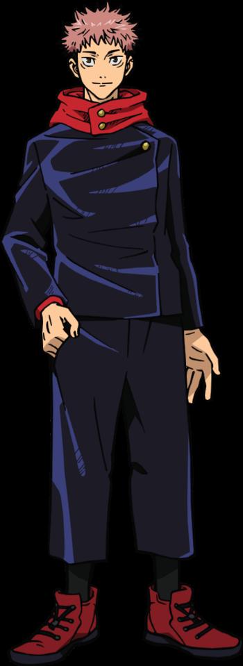 Yuji Itadori | Heroes Wiki | Fandom