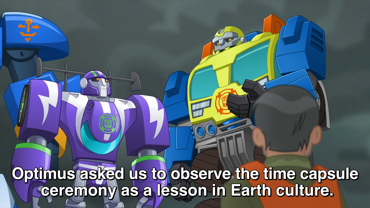 Blurr (Rescue Bots)