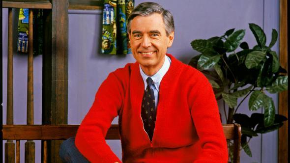I'm Blue daba dee daba die/Pure Good Proposal: Mister Rogers