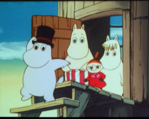 Moominpappa is coming to help (Ep. 19)