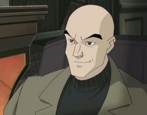 Professor X, X-men Evolution