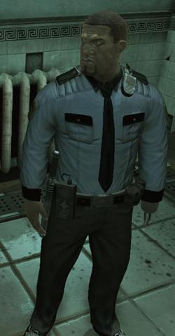 Aaron Cash (Arkhamverse)
