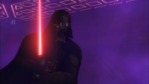Darth Vader resent