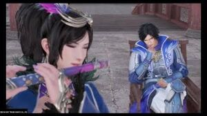 Dynasty Warriors 9 Zhenji Ending