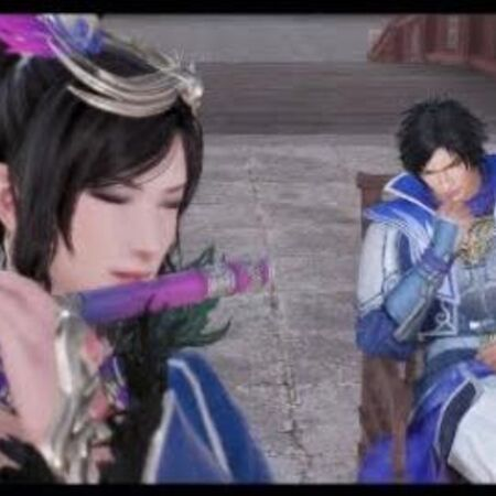 Dynasty Warriors 9 Zhenji Ending