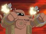 Guardromon attack