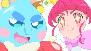 STPC37 Prunce and Hikaru want those Star Donuts