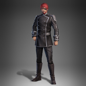 Xiahou Dun LGH Costume (DW9 DLC)