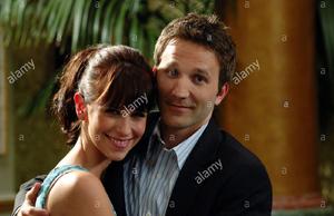 Breckin Meyer and Jennifer Love Hewitt in Garfield 2