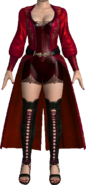 DOA5 - Helena Douglas (red)
