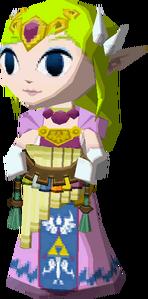 ST Princess Zelda Spirit Flute Model