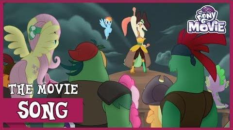 Time To Be Awesome My Little Pony The Movie Full HD
