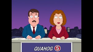 Tom and Diane reporting news