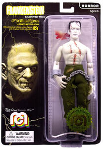 Frankenstein's Monster's Mego figure 2