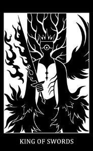 Gate Guardian Tarot Card